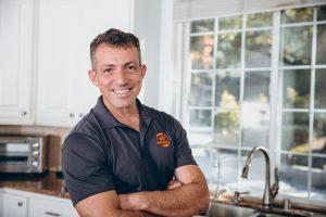 water damage restoration professional